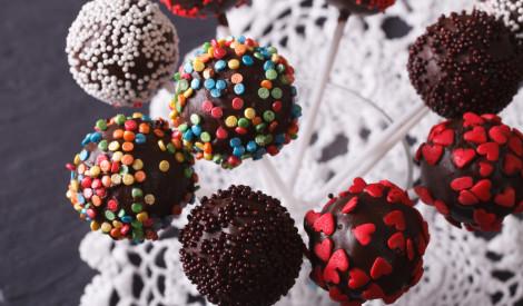 Šokolādes POP kūciņa jeb keikpops