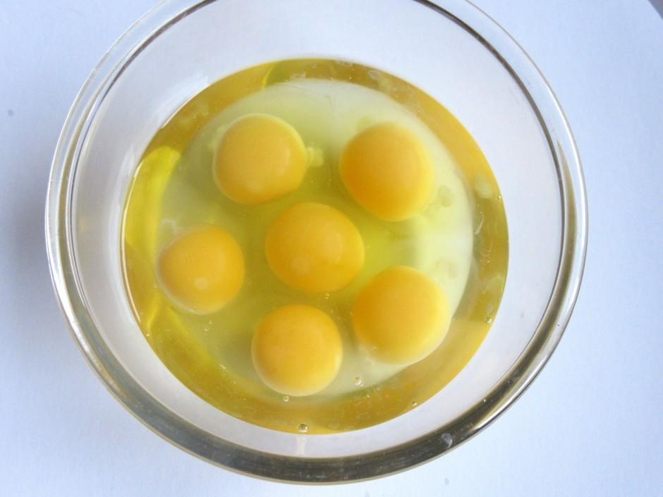 Sagatavo olas un ļauj tām pastāvēt istabas temperatūrā.