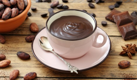 Karstā šokolāde ar balzamu