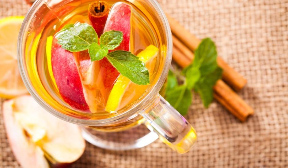 Ābolu - medus dzēriens