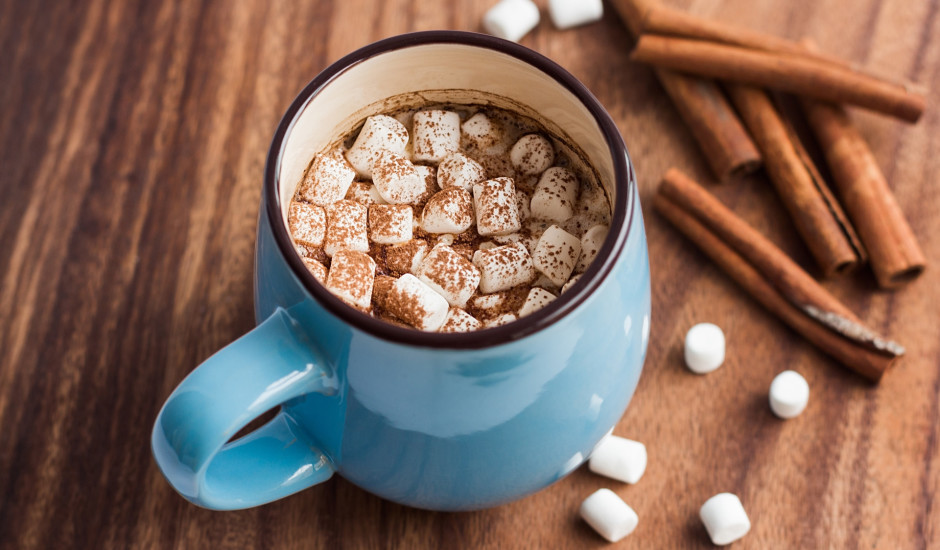 Kakao ar mazajiem zefīriņiem