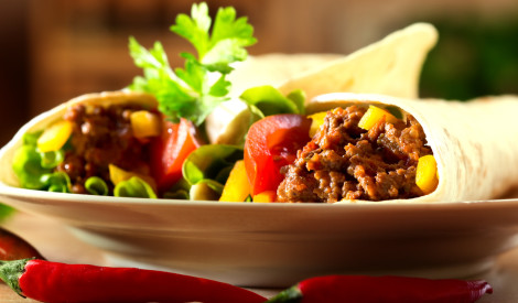 Asais burrito