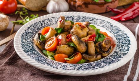 Silto salātu recepšu izlase
