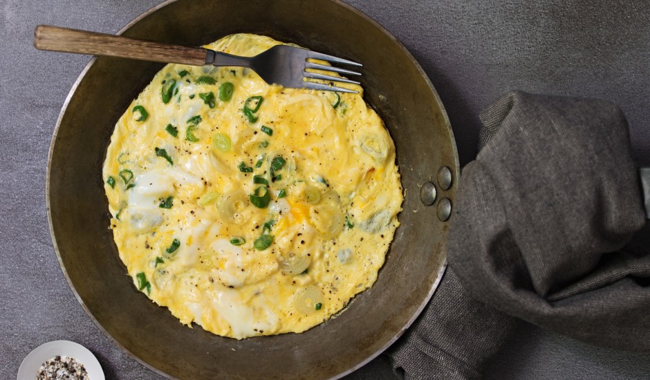 Lociņu omlete