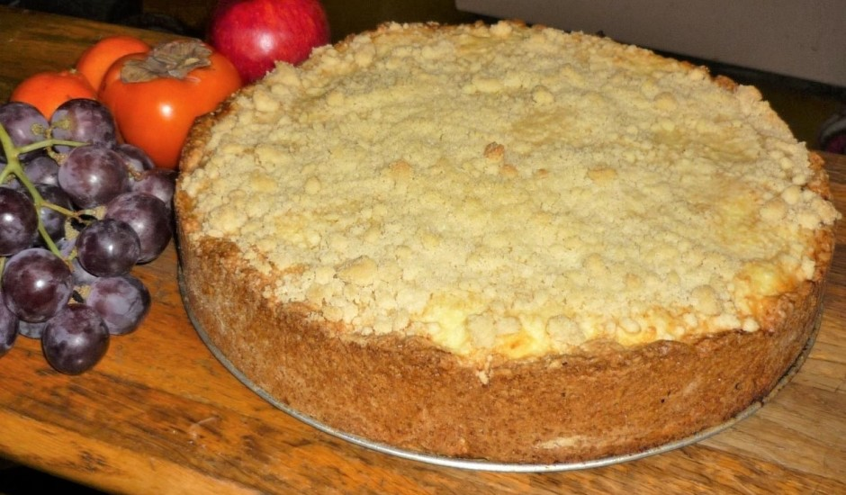 Karaliskā biezpiena kūka