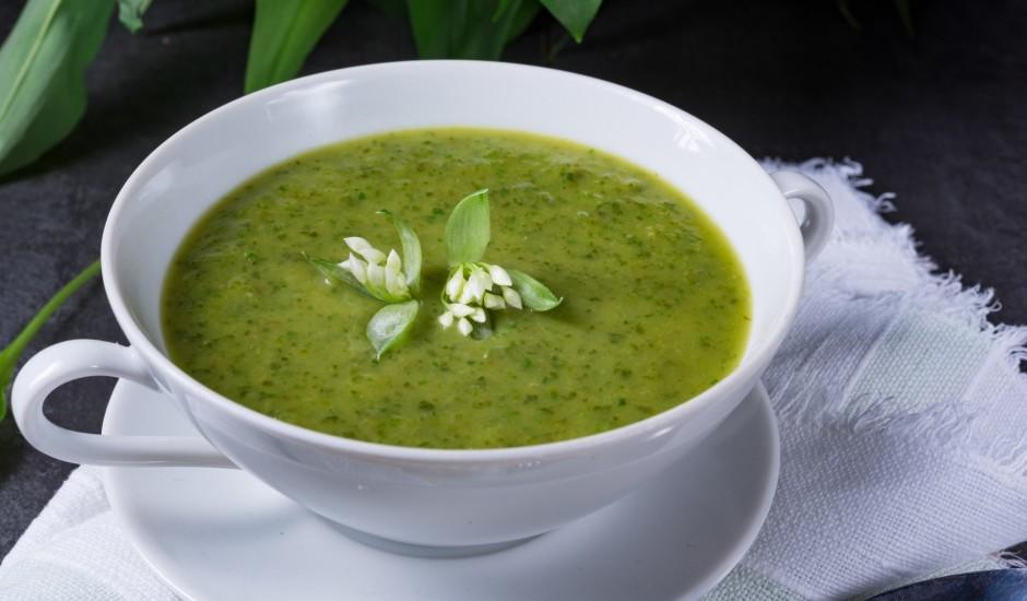 Pavasara lakšu zupa