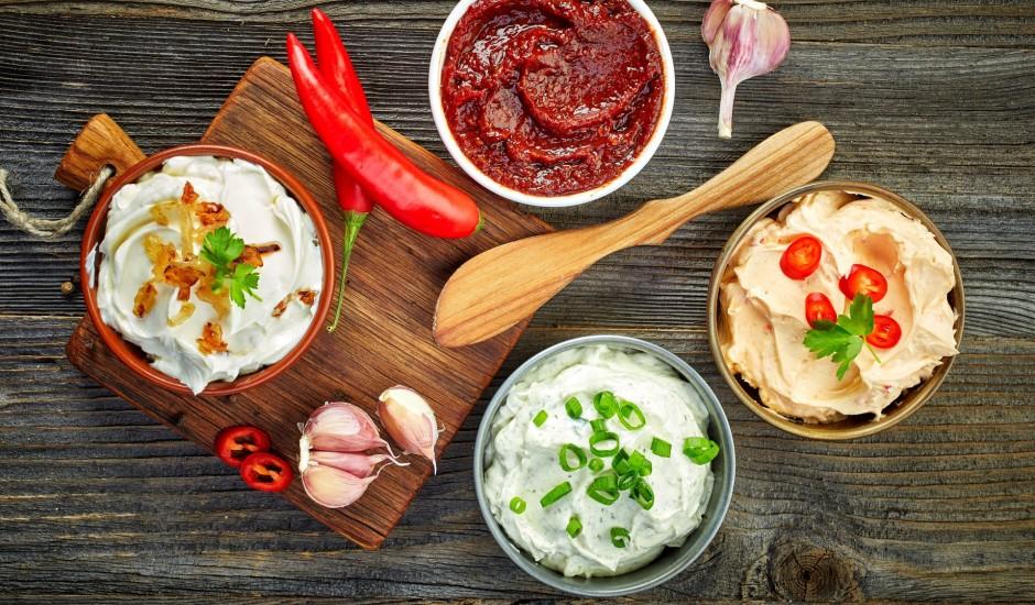 Neaizvietojama piedeva Tavam ēdienam - aukstās mērces