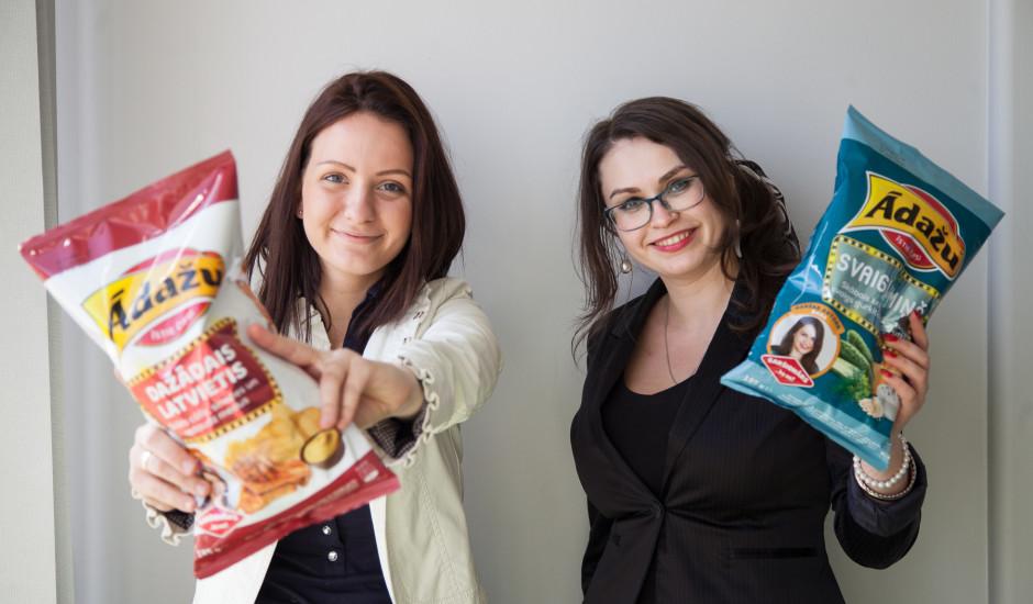 Latvijas iedzīvotāji rada vairāk nekā 70 000 jaunas čipsu garšas idejas
