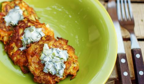 Kartupeļu panūkas ar seleriju un burkāniem