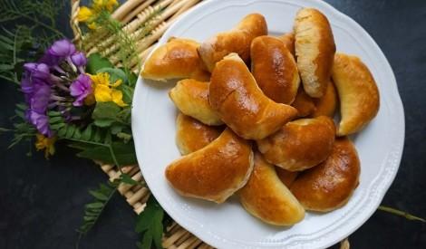 Veģetārie pīrādziņi itāļu gaumē