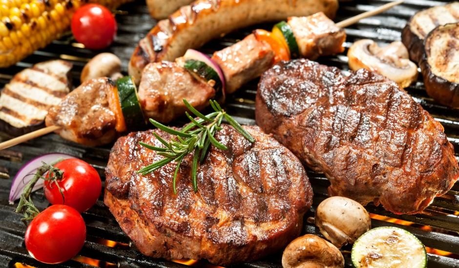 Grila sezonas ABC gaļas pagatavošanā