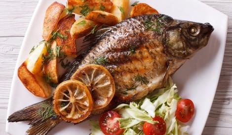 Zivju recepšu izlase - gatavojamies Zvejnieksvētkiem