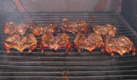 Kūpinatas vistas