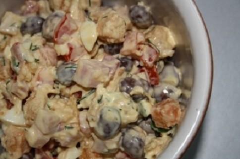 Sātīgie pupiņu salāti