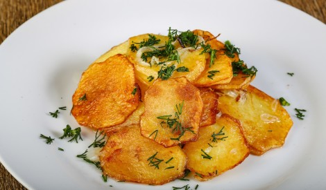 Zeltaini ceptie kartupeļi
