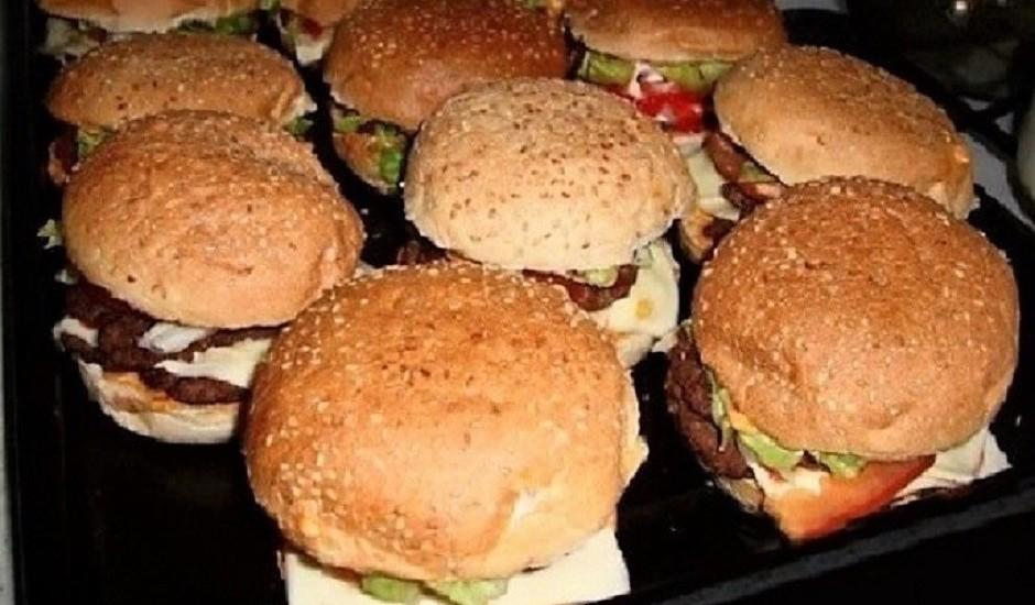 """Burgers """"Bigmac"""" mājas gaumē"""