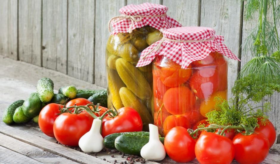Konservējam dārzeņus - 15 dažādas un gardas receptes