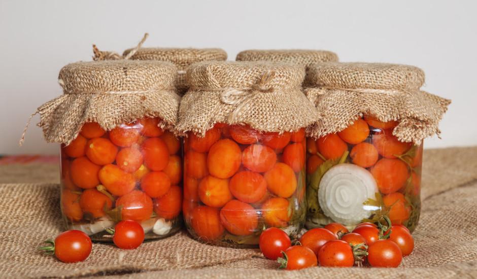 Pasterizēti tomāti