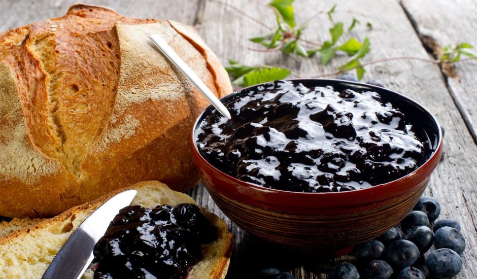 Melleņu džems ar kanēli