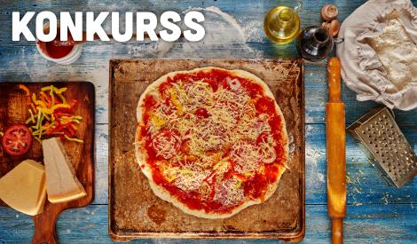 """Piedalies konkursā un laimē ielūgumus uz izstādi """"Riga Food 2017""""!"""