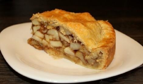 Amerikāņu ābolu pīrāgs