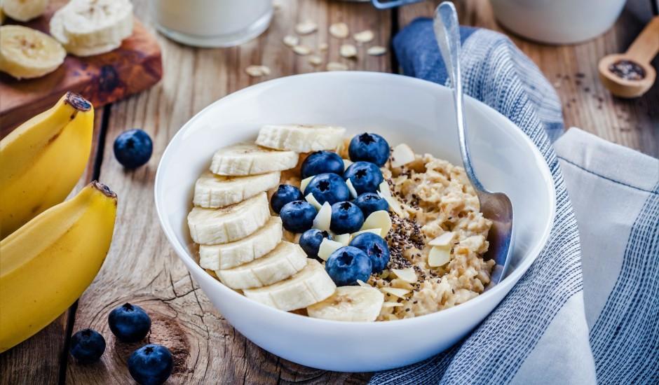 Darba dienas rīta spēka ēdiens