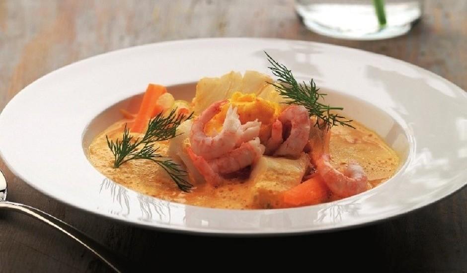 Laša zupa ar ķirbi
