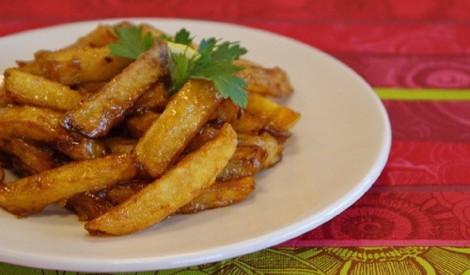Singapūras kartupeļi