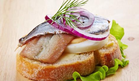 Olu - ķilavu maizītes