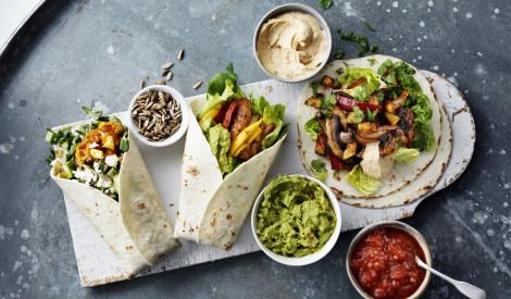 Meksikāņu virtuves – Tex Mex ABC + receptes