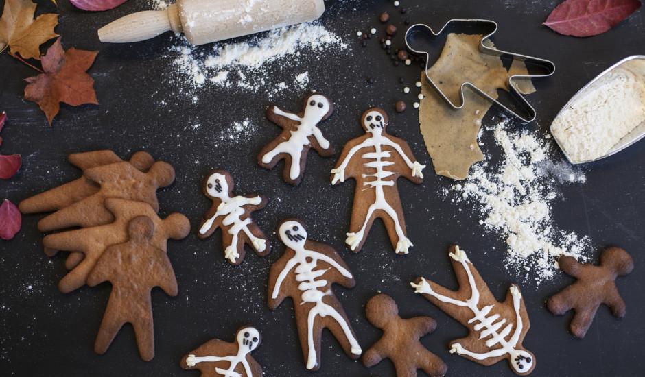 Piparkūku skeleti