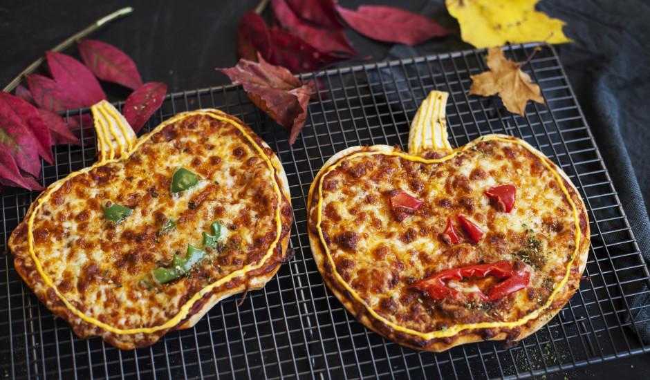 Ķirbja formas picas