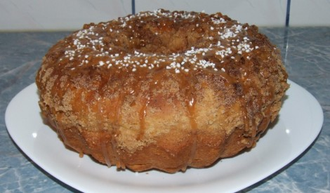Helovīna tradicionālā maize – Barmbrack