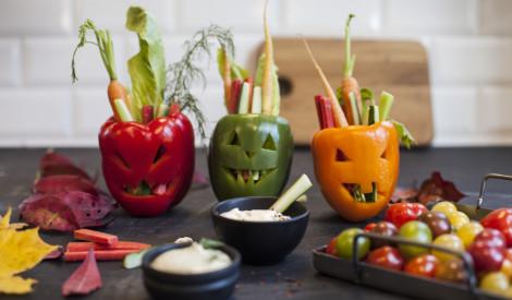 Helovīns! Košas receptes mošķu nakts svinībām