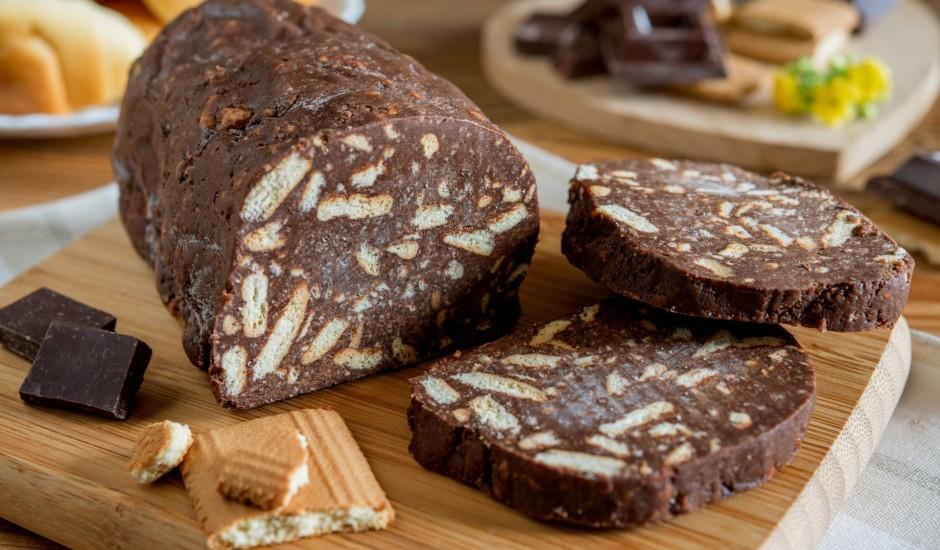 Šokolādes desa bez marmelādes