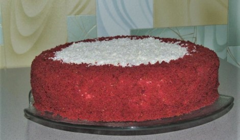 """Torte """"Red velvet"""""""