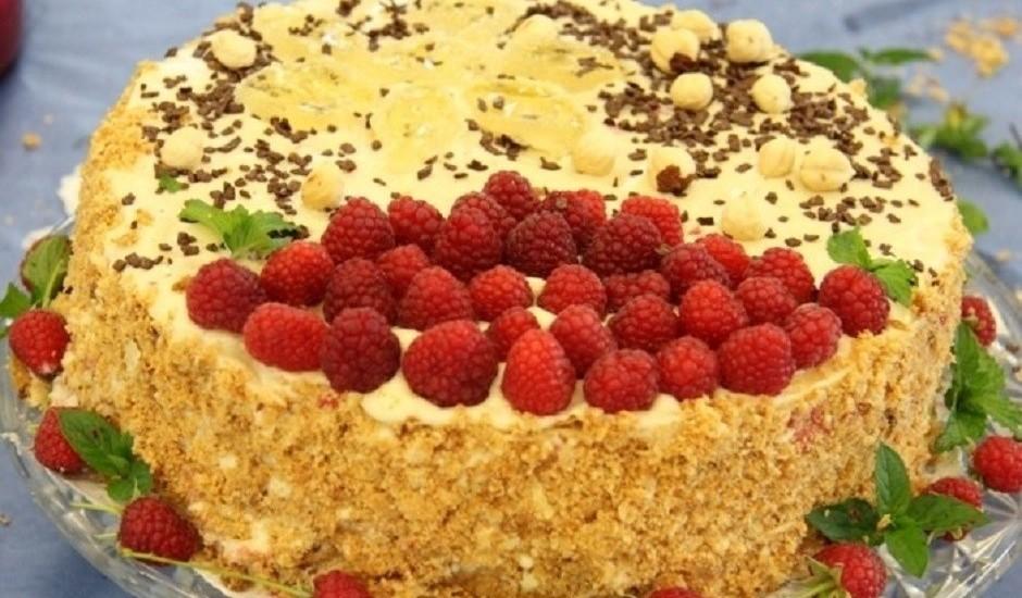 Torte Napoleons