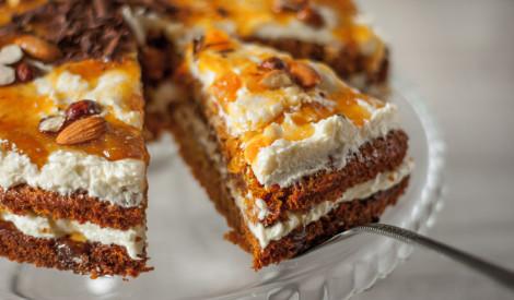 Lai katra diena kā svētki - kūku recepšu izlase!