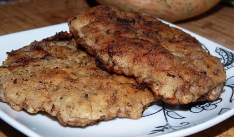 Karbonāde no maltās gaļas
