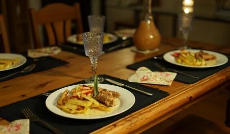 Tradicionālie Vidzemes ēdieni šodienas ēdienkartē