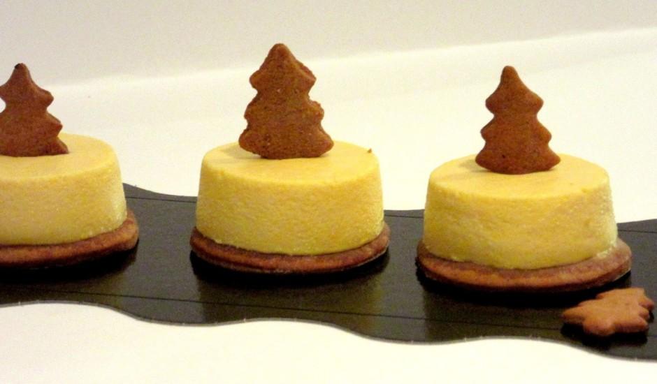 Mazās siera kūciņas ar Ziemassvētku garšu