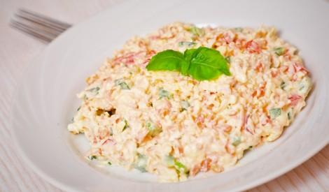 Siera - paprikas salāti