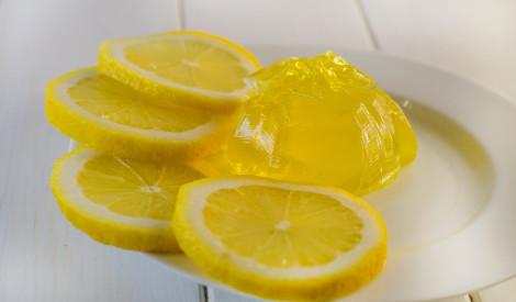 Citrona želeja