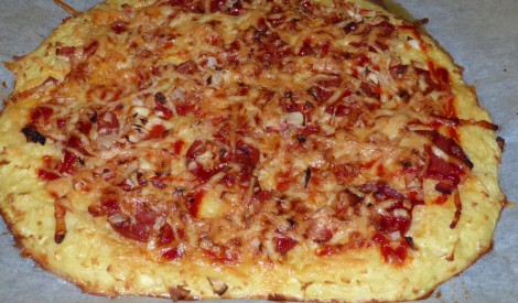 Kartupeļu pica
