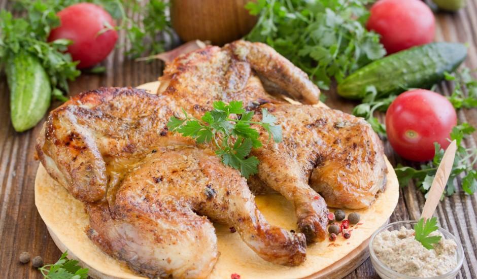 Maldinošie ēdienu nosaukumi - cālis tabakā, doktordesa un putna piens