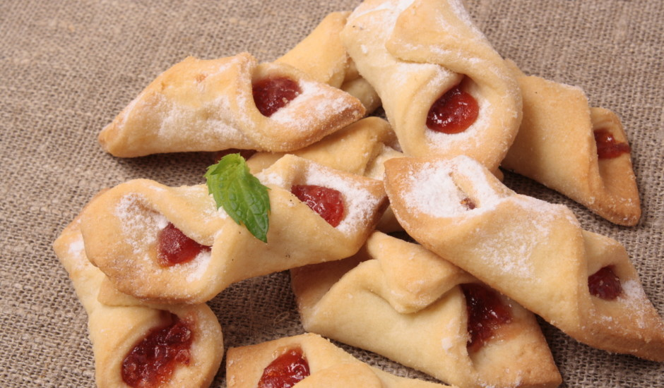12 saldie ēdieni ar ievārījumiem - lai burciņas tukšojas!