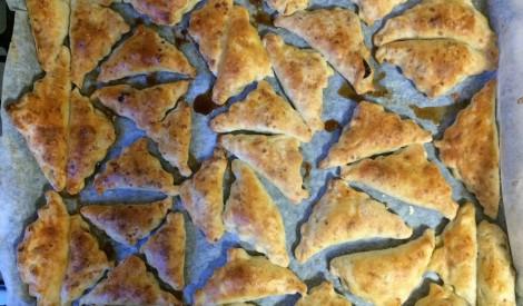 Rozīņu pīrādziņi