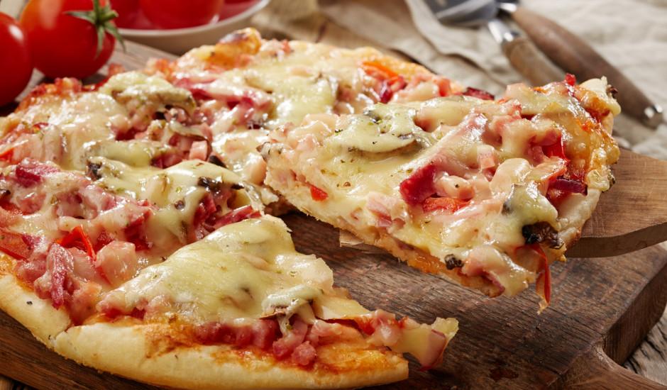Sātīgā mājas pica