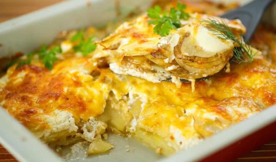 Siera daudzveidība pamatēdienos - 18 sierīgas receptes
