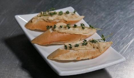 Turku zirņu humuss